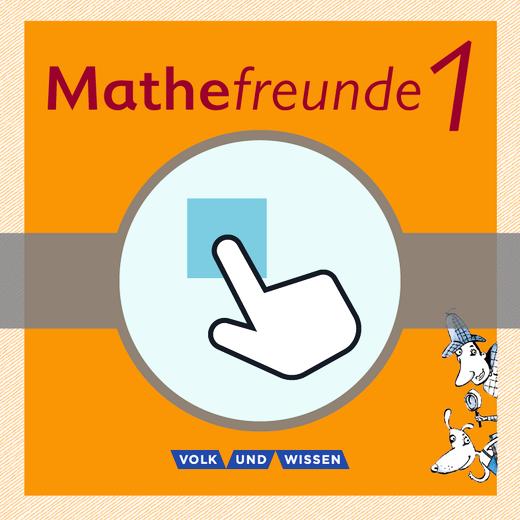 Mathefreunde - Interaktive Übungen als Ergänzung zum Arbeitsheft - 1. Schuljahr