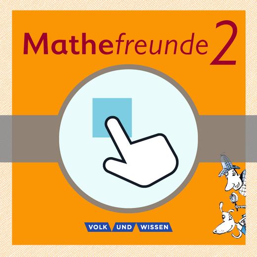 Mathefreunde - Interaktive Übungen als Ergänzung zum Arbeitsheft - 2. Schuljahr
