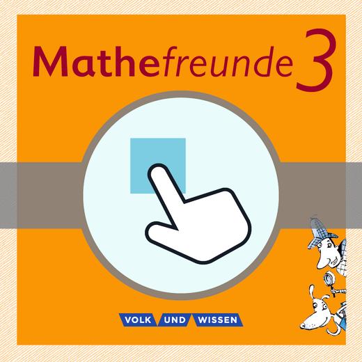 Mathefreunde - Interaktive Übungen als Ergänzung zum Arbeitsheft - 3. Schuljahr