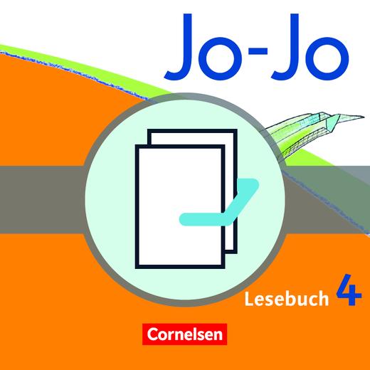 Jo-Jo Lesebuch - Handreichungen für den Unterricht, Kopiervorlagen und CD-ROM - 4. Schuljahr