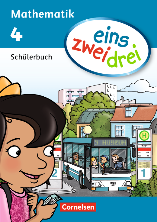eins-zwei-drei - Schülerbuch - 4. Schuljahr