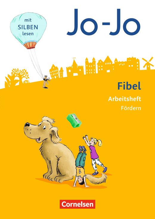 Jo-Jo Fibel - Arbeitsheft Fördern