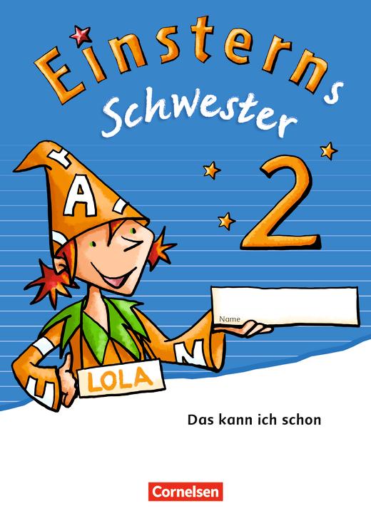 Einsterns Schwester - Lernbegleiter (10er-Pack) - 2. Schuljahr