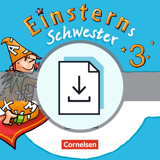 Einsterns Schwester - Lösungen zum Themenheft 4 als Download - 3. Jahrgangsstufe