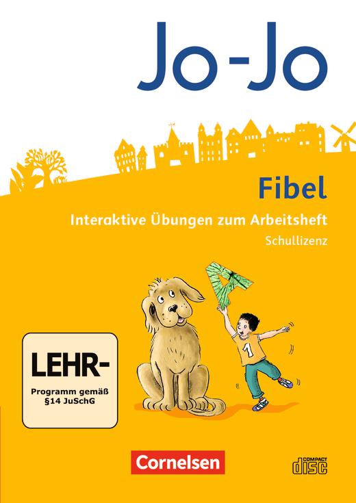 Jo-Jo Fibel - Interaktive Übungen als Ergänzung zum Arbeitsheft
