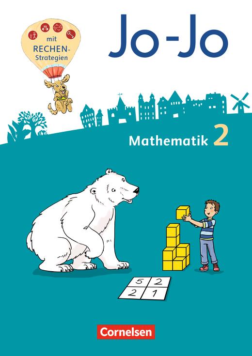 Jo-Jo Mathematik - Schülerbuch - 2. Schuljahr