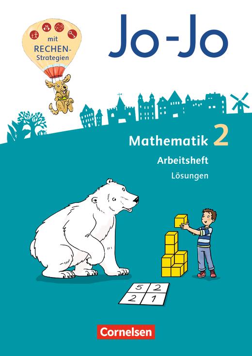 Jo-Jo Mathematik - Lösungen zum Arbeitsheft als Download - 2. Schuljahr