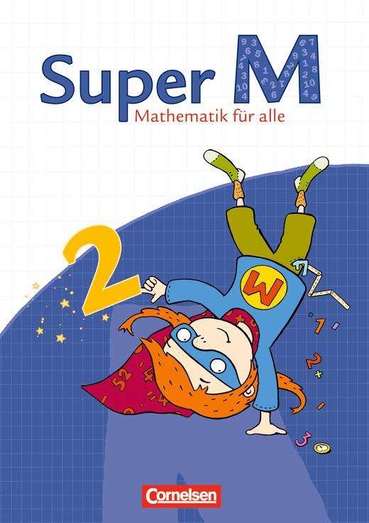 Super M - Schülerbuch mit Kartonbeilagen - 2. Schuljahr