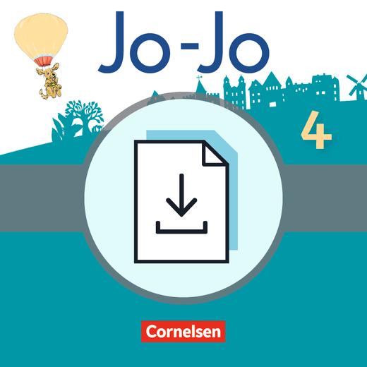 Jo-Jo Mathematik - Lösungen zum Arbeitsheft als Download - 4. Schuljahr