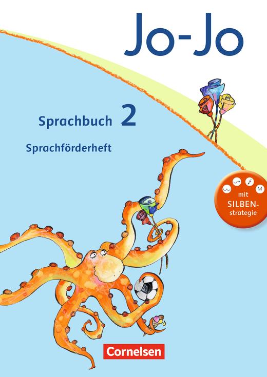 Jo-Jo Sprachbuch - Sprachförderheft - 2. Schuljahr