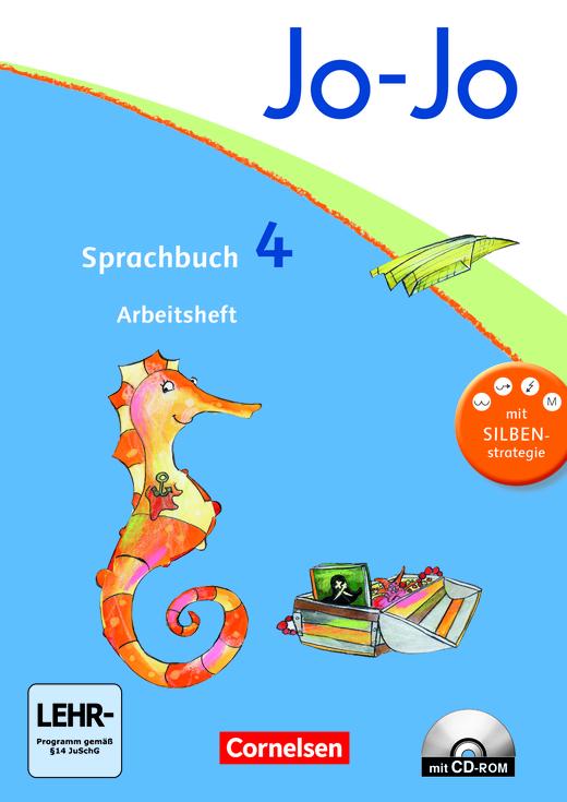 Jo-Jo Sprachbuch - Arbeitsheft - 4. Schuljahr