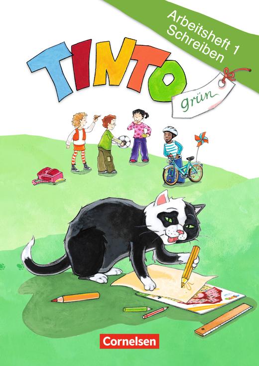 Tinto 1 - Arbeitsheft 1 Schreiben - 1. Schuljahr