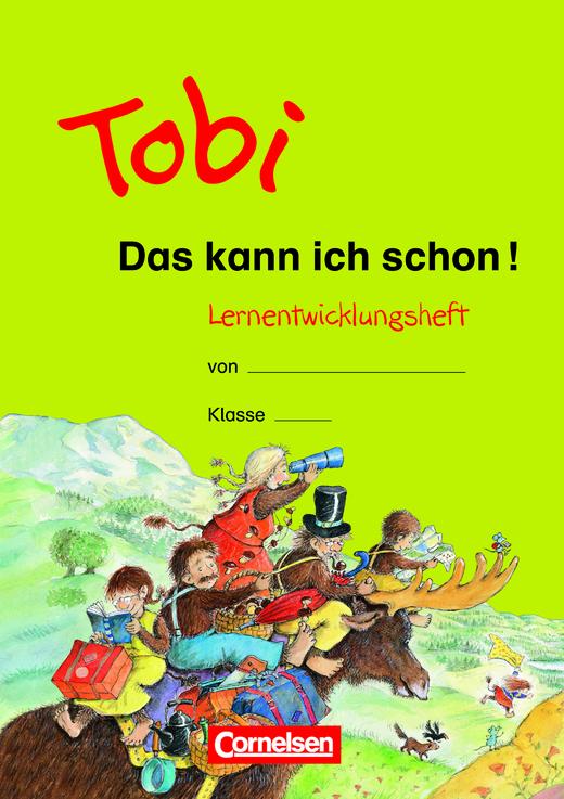 Tobi - Lernentwicklungshefte