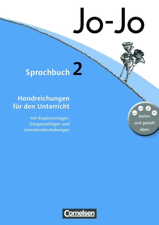 Jo-Jo Sprachbuch - Handreichungen für den Unterricht - 2. Schuljahr