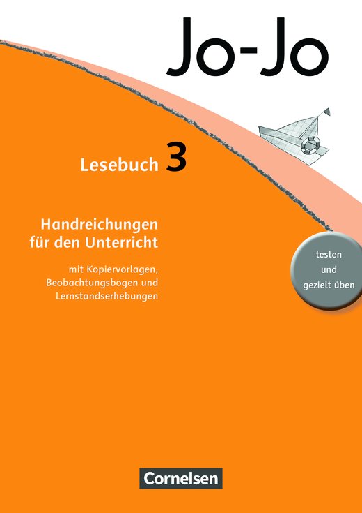 Jo-Jo Lesebuch - Handreichungen für den Unterricht - 3. Schuljahr