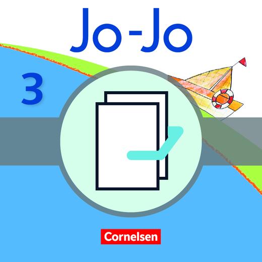Jo-Jo Sprachbuch - Handreichungen für den Unterricht, Kopiervorlagen und CD-ROM - 3. Schuljahr