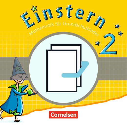 Einstern - Handreichungen für den Unterricht, Kopiervorlagen und CD-ROM - Band 2