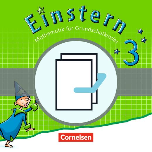 Einstern - Handreichungen für den Unterricht, Kopiervorlagen und CD-ROM - Band 3