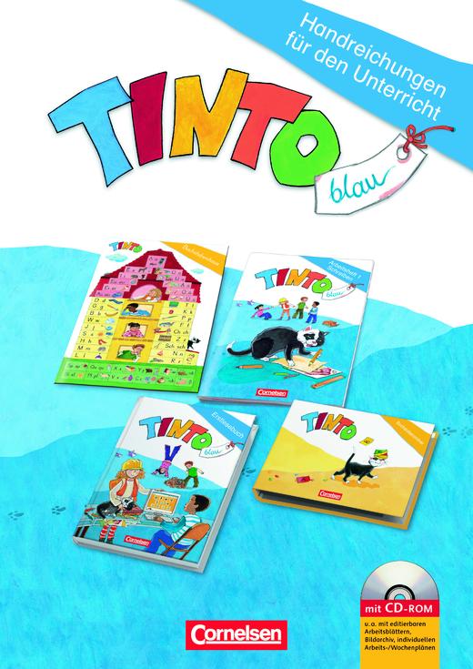 Tinto 1 - Handreichungen für den Unterricht mit CD-ROM - 1./2. Schuljahr
