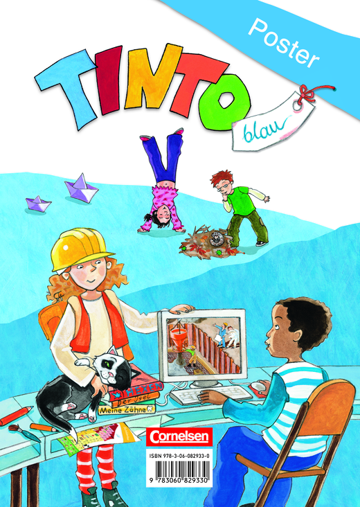 Tinto 1 - Poster - 1./2. Schuljahr