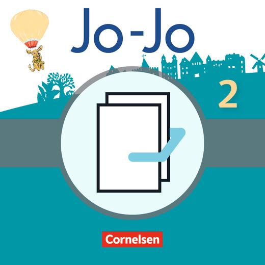 Jo-Jo Mathematik - Handreichungen für den Unterricht, Kopiervorlagen mit CD-ROM - 2. Schuljahr