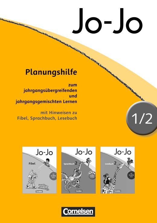 Jo-Jo Fibel - Planungshilfe 1/2