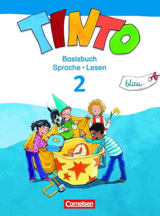 Tinto Sprachlesebuch 2-4 - Basisbuch Sprache und Lesen - 2. Schuljahr: Blaue JÜL-Ausgabe