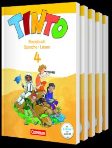 Tinto Sprachlesebuch 2-4