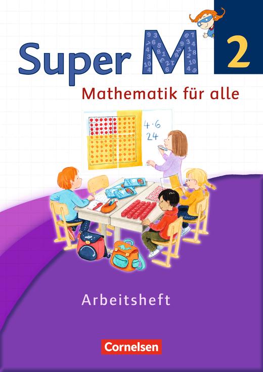 Super M - Arbeitsheft - 2. Schuljahr