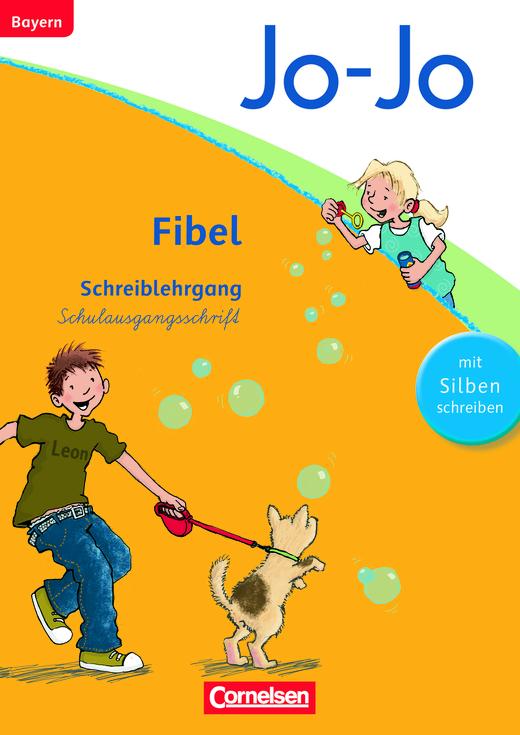 Jo-Jo Fibel - Schreiblehrgang in Schulausgangsschrift