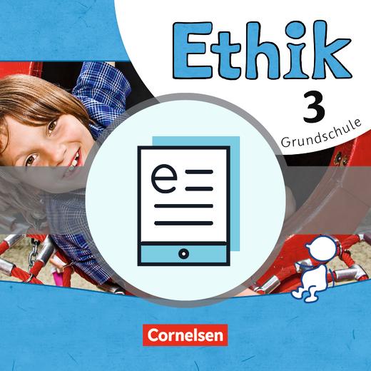 Ethik - Schülerbuch als E-Book - 3. Schuljahr