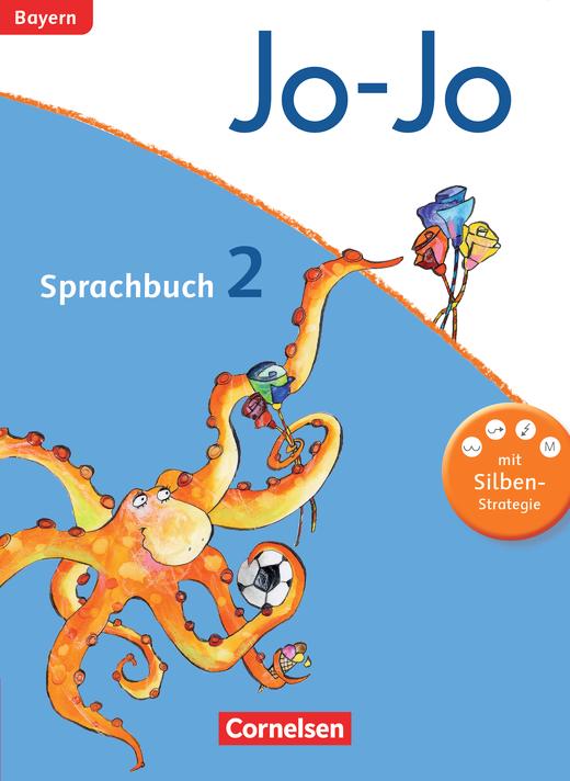 Jo-Jo Sprachbuch - Schülerbuch - 2. Jahrgangsstufe