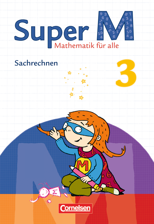 Super M - Sachrechnen - Themenheft - 3. Schuljahr