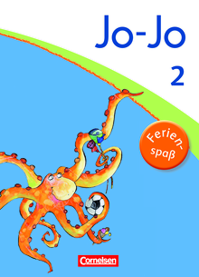 Jo-Jo Sprachbuch - Ferienspaß mit Jo-Jo - Übungsheft - 2. Schuljahr