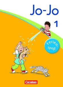 Jo-Jo Fibel - Ferienspaß mit Jo-Jo - Übungsheft