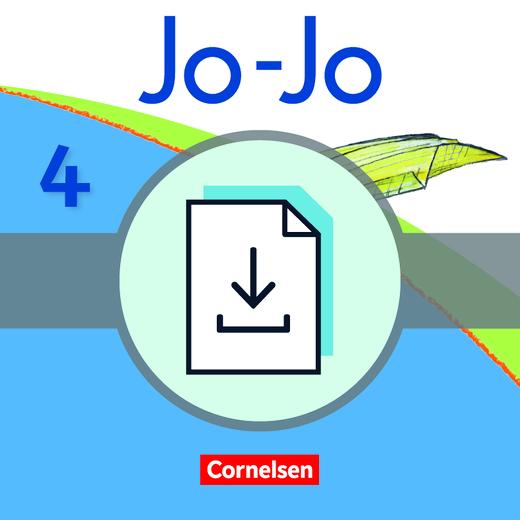 Jo-Jo Sprachbuch - Lösungen zum Arbeitsheft als Download - 4. Schuljahr