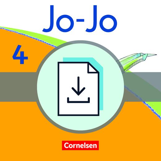 Jo-Jo Lesebuch - Lösungen zum Arbeitsheft als Download - 4. Schuljahr