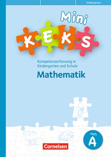 KEKS - 15 Testhefte A - Vorschule/Kita
