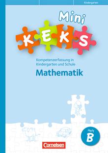 KEKS - 15 Testhefte B - Vorschule/Kita