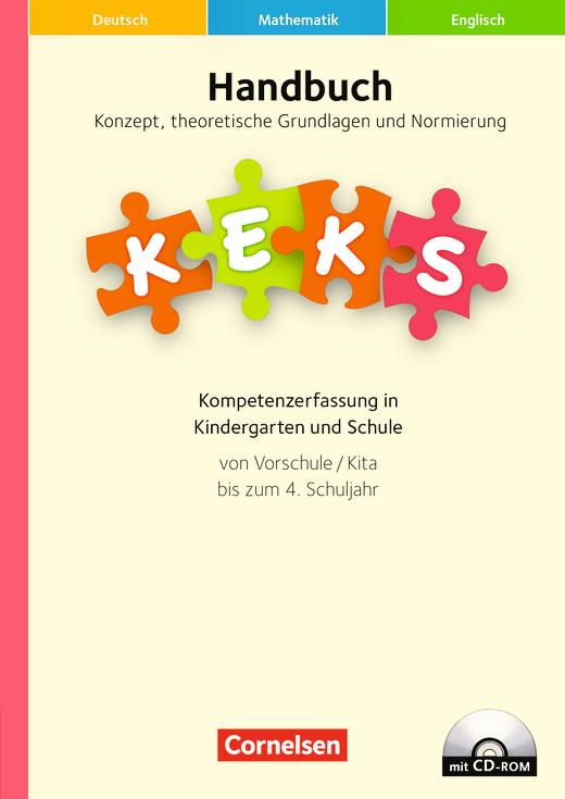 KEKS - Handbuch mit CD-ROM - Vorschule/Kita - 4. Schuljahr