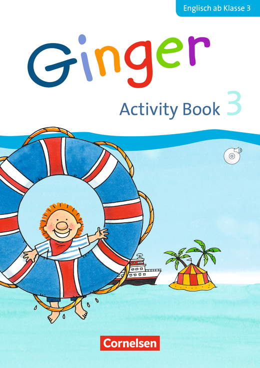 Ginger - Activity Book - 3. Schuljahr