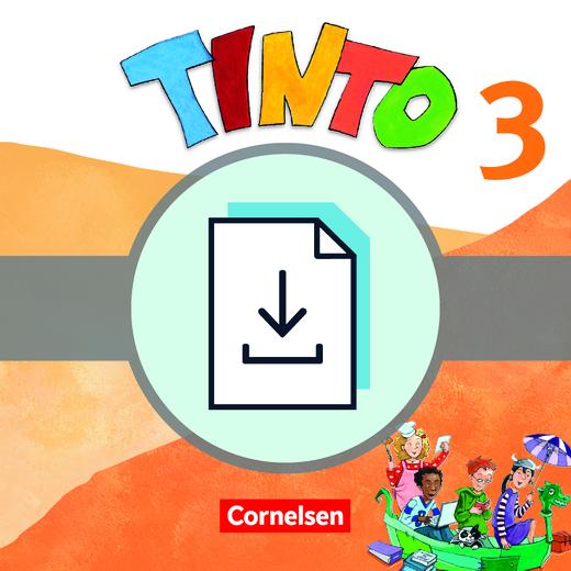 Tinto Sprachlesebuch 2-4 - Lösungen zum Arbeitsordner als Download - 3. Schuljahr