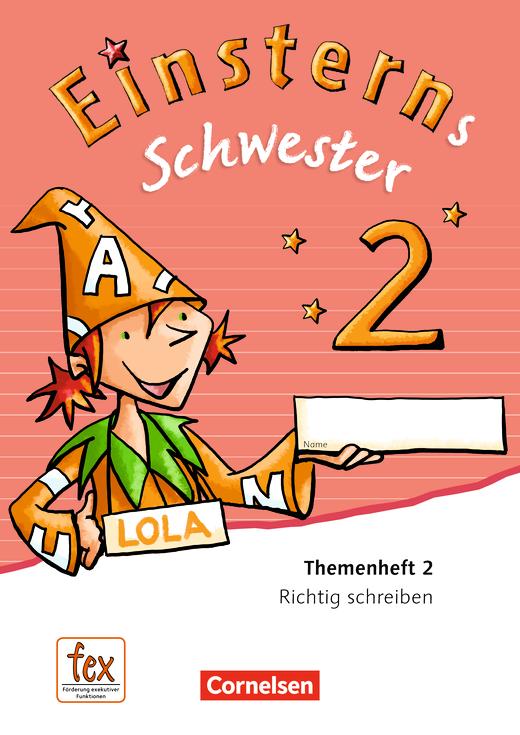 Einsterns Schwester - Themenheft 2 - 2. Schuljahr