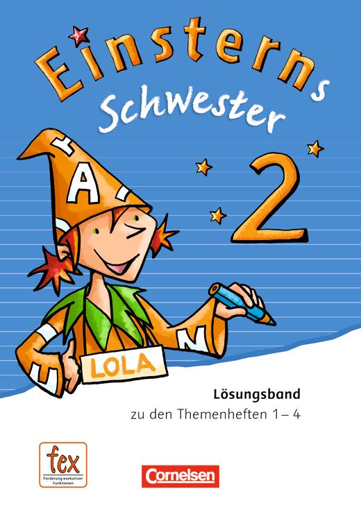 Einsterns Schwester - Lösungen zu allen Themenheften - 2. Schuljahr