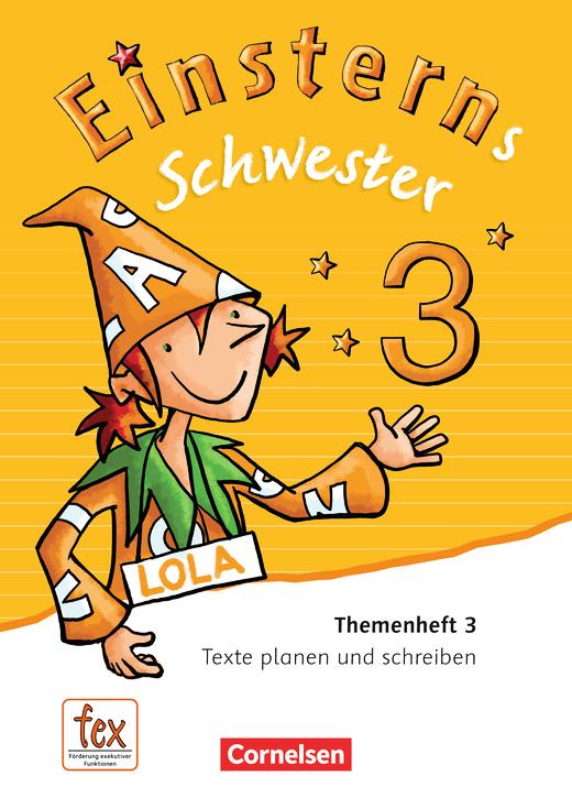 Einsterns Schwester - Themenheft 3 - 3. Schuljahr