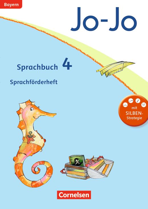 Jo-Jo Sprachbuch - Sprachförderheft - 4. Jahrgangsstufe
