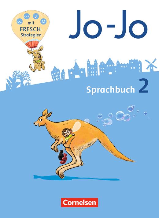 Jo-Jo Sprachbuch - Sprachbuch - 2. Schuljahr