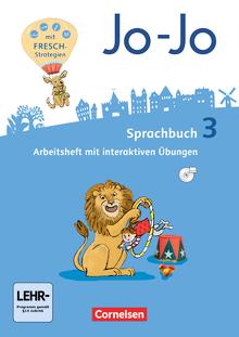 Jo-Jo Sprachbuch - Arbeitsheft - 3. Schuljahr