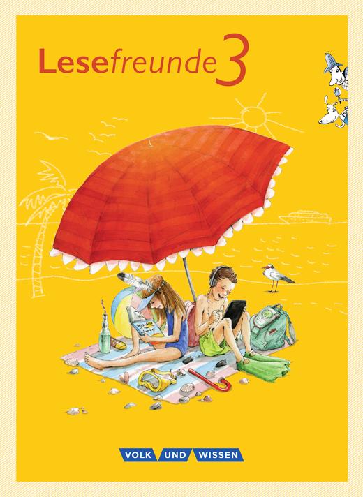 Lesefreunde - Lesebuch mit Lernentwicklungsheft - 3. Schuljahr