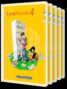 Lesefreunde - Östliche Bundesländer und Berlin - Neubearbeitung 2015